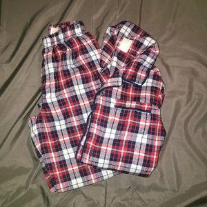 PJ pants and shirt set